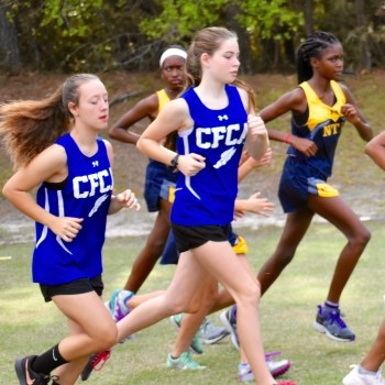 CFCA runners compete Tuesday in Fayetteville meet