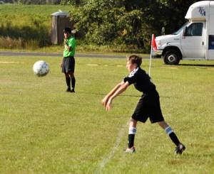 Depth factors into middle school soccer setback for CFCA