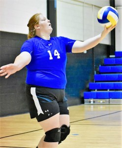 CFCA middle school volleyball victorious in make-up matches