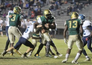 Strong second half sends South Johnston into playoffs with 24-6 victory