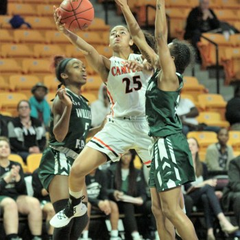 Lady Camels improve to 7-1