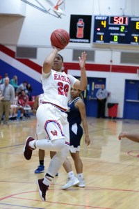 Western Harnett splits with Lee