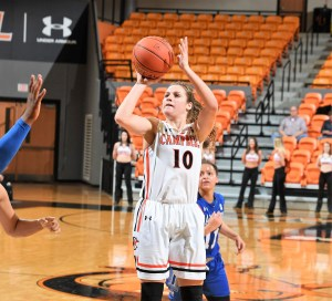 Lady Camels come back to deal Hampton first league loss