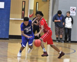 Coats-Erwin posts hoops sweep of Western Harnett