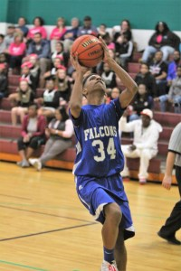 Coats-Erwin wins two games at Dunn, Falcon teams atop standings