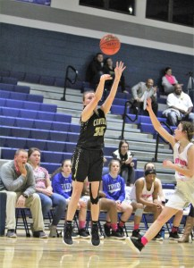 Central girls top Triton for third time