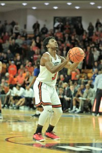 Clemons leads Camels into Big South semifinals