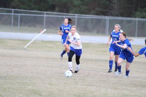 Hawks win girls soccer, softball at Midway
