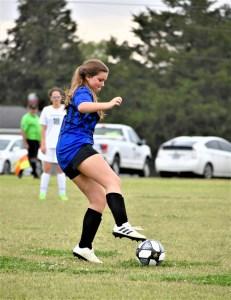 CFCA girls soccer plays strong second half, softball falls in 10