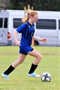 Girls soccer takes 3-0 win over Liberty, softball rallies at Riverside
