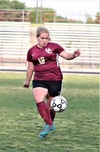 Central girls soccer wins 3-0 over Western Harnett on Senior Night