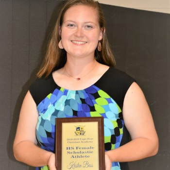 Spring sports accomplishments recognized, major awards presented