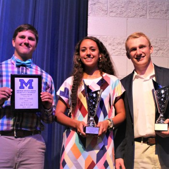 Midway holds athletic banquet