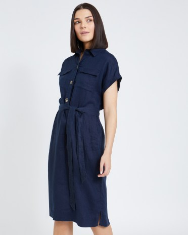 Dunnes Stores | Navy Paul Costelloe Living Studio Navy Two Pocket ...
