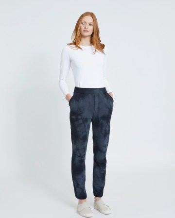 Dunnes Stores | Grey Carolyn Donnelly The Edit Tie Dye Pants