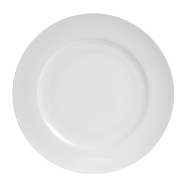 kitchen plates rv sinks and serving dunnes stores white elegance dinner plate