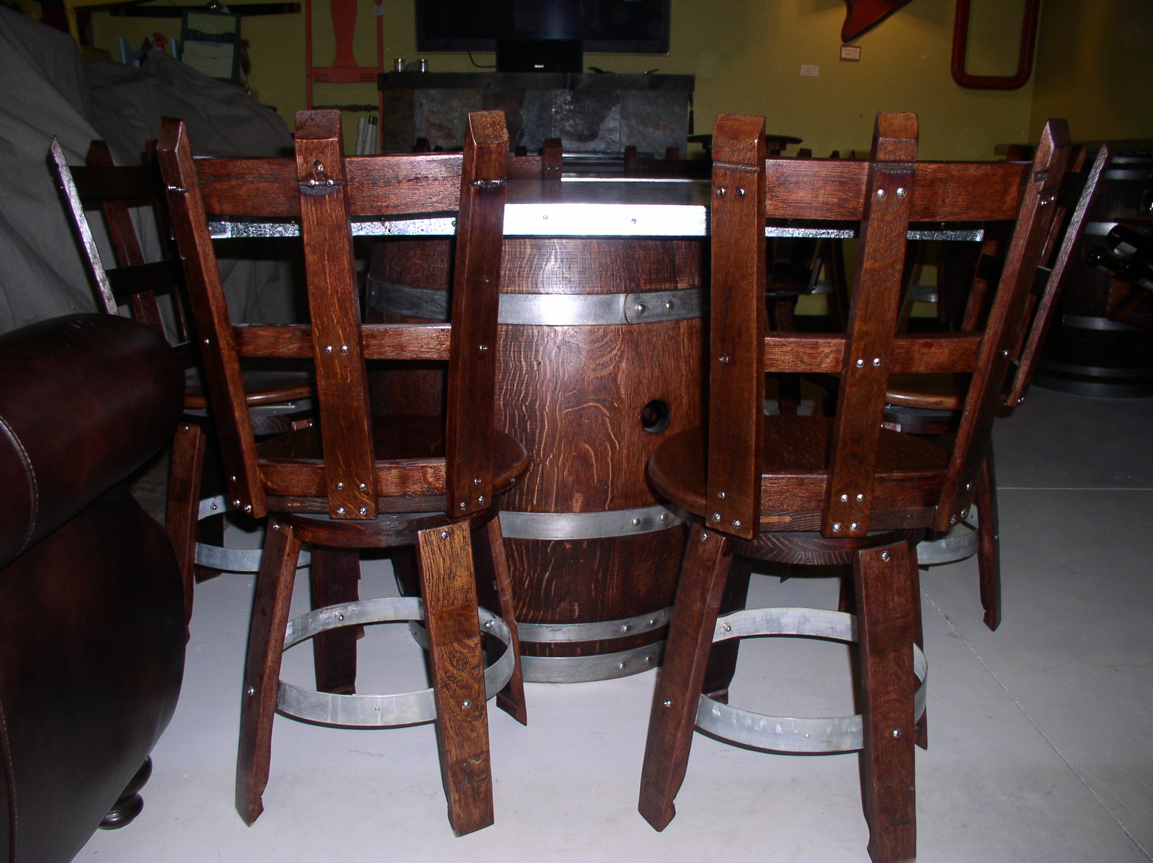 barrel stave adirondack chair plans banquet covers stretch wood wine pdf