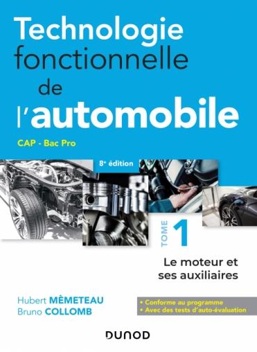 Histoire De L Automobile Pdf : histoire, automobile, Technologie, Fonctionnelle, L'automobile, Moteur, Auxiliaires, Livre, Ebook, Automobile, Hubert, Mèmeteau, Dunod