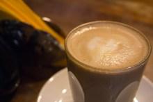 Cafe Lattes.
