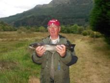 Bill's sea trout