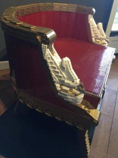 Le fauteuil de Napoléon Bonaparte