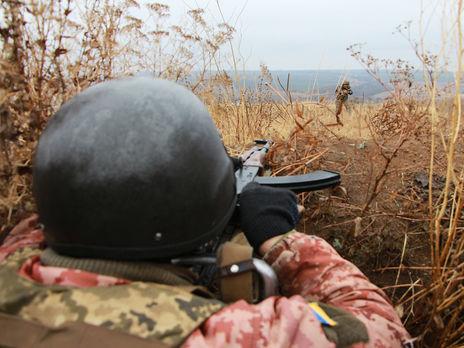 Боевики за сутки дважды пытались сорвать перемирие на Донбассе – штаб ООС