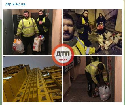 В Киеве мать выбросила 3-летнего сына с 8 этажа: подробности