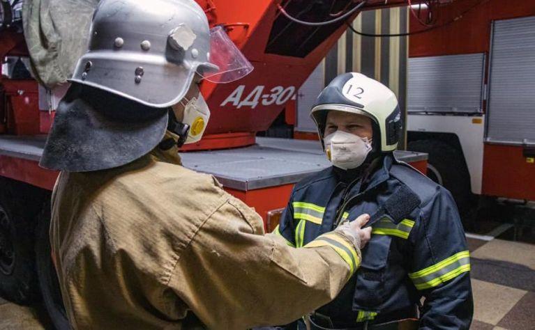 Різдвяні прикмети київських рятувальників – Новости Киева