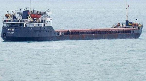 Крушение «Арвина»: обнаружены тела ещё двух украинских моряков