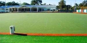 Dunsborough Country Club bowls green