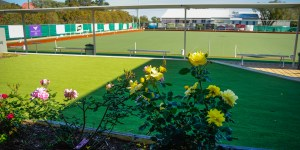 Bowling greens at Dunsborough Country Club
