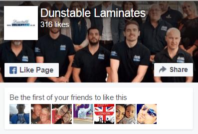 Dunstable Laminates Facebook