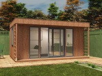 Theodore Garden Office W5.0m x D3.3m | Garden Offices