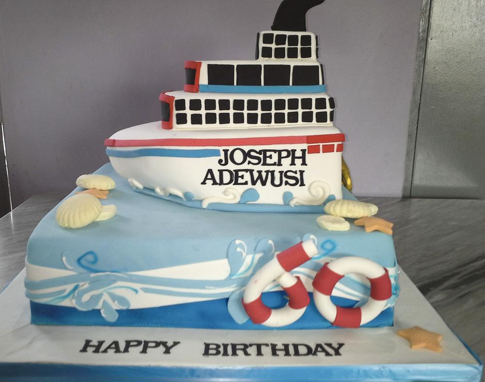 Adult Cakes Doodles