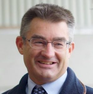 Mark Chatterton, Head of Agriculture