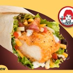Wendys Chicken Wrap by Robert Mullenix / Dunwanderin Digital Studio