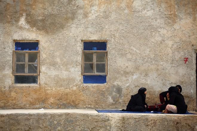 pencereli kadınlar