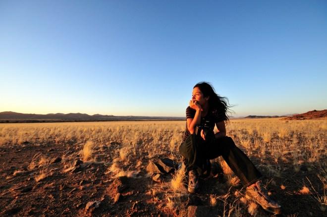 namibya Sossusvlei gun batimi