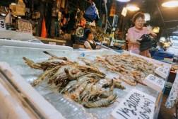 Noryangjin Balık Pazarı
