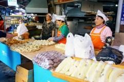 Namdaemun Market mandu