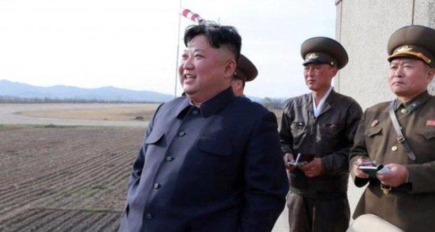 شمالی کوریا کا مختصر فاصلے تک مار کرنیوالے میزائلوں کا تجربہ