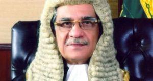 'ثاقب نثار کے خلاف شکایت ختم کرنے کی وجہ بتائی جائے'