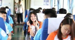 محبت کی تلاش کرنیوالے نوجوانوں کیلئے Love Train۔دنیا ٹوڈے