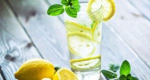 نہار منہ نیم گرم لیموں پانی پینے کے فوائد