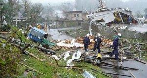 جاپان میں طاقتور ترین طوفان نے تباہی مچادی