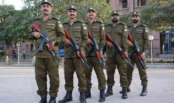 پنجاب پولیس سے خواندگی سنٹرز تک