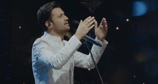 عاطف اسلم کی آواز میں سحر انگیز حمد کے ساتھ کوک اسٹوڈیو کا آغاز