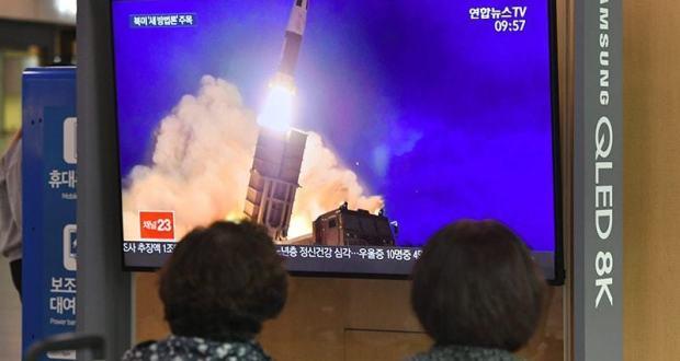 شمالی کوریا نے شارٹ رینج کے 2 میزائلوں کا تجربہ کیا، جنوبی کوریا