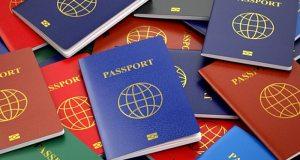 پاسپورٹ صرف چار رنگ کے کیوں ہوتے ہیں؟
