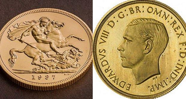 برطانوی شاہی خاندن کا نایاب سکہ 20 کروڑ روپے میں فروخت